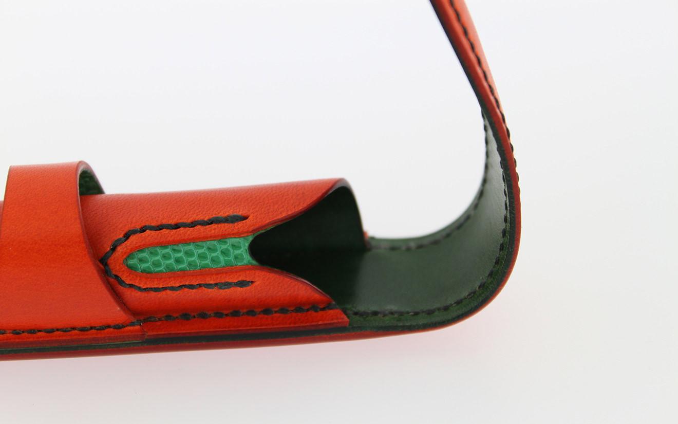 Pencase Grimaldi2N Orange-2