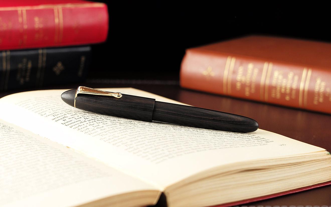 Bespoke Fountain pen GW10D-1