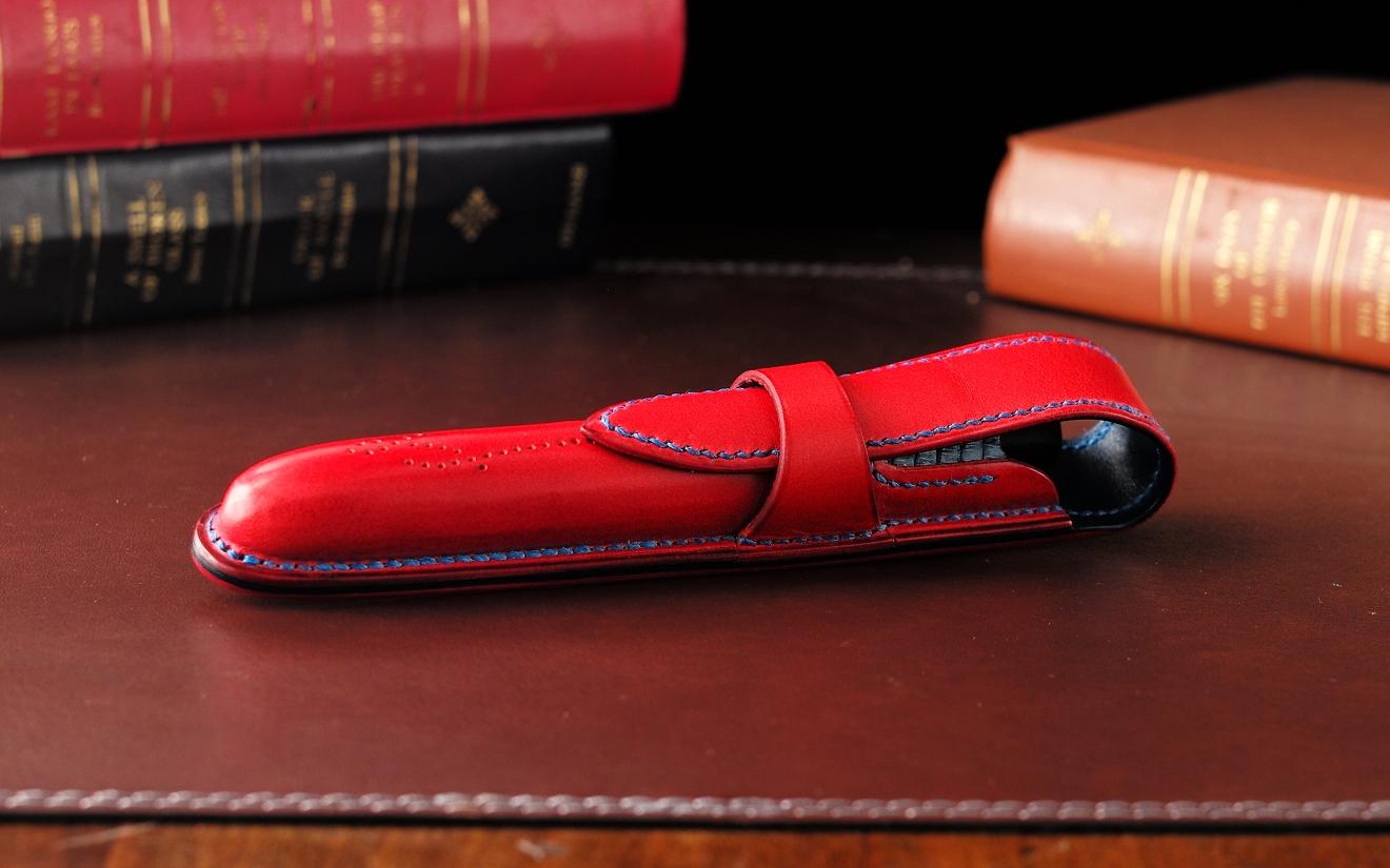 Pen Case Grimaldi2N Red-1